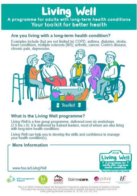 living-well-poster